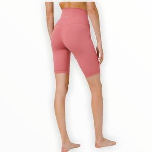 New Lululemon Align Super High Rise Shorts